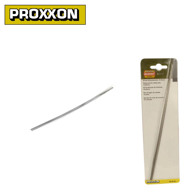 Proxxon Wire Cutter Thermocut | Spare Wire For Hot Wire Cutter Thermocut 12 E Proxxon 28082
