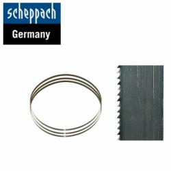 Bandsaw BASA1 10 x 0.36 x 1490 mm / 14 TPI / Scheppach 73220702 /