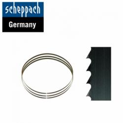 Режеща лента за банциг BASA1 12 x 0.36 x 1490 mm / 4 TPI / Scheppach 73220701 /