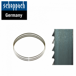 Bandsaw blade for HBS20 6.4 x 0.4 x 1400 mm, 6 TPI / Scheppach 3901504037 /