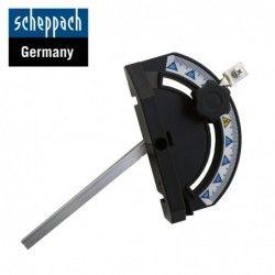 Mitre gauge -60/+60 degrees for BASA1 / Scheppach 73220710 /