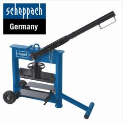 Професионална гилотина за оформяне на каменни плочки HSC130 / Scheppach 5908501900 /