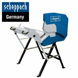 Машина за рязане на дърва HS410 230V / 2.2 kW / Scheppach 5905101901 /