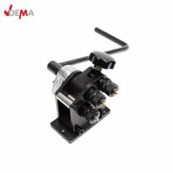 Ръчна ролкова огъваща машина 5/7 мм / DEMA 24304 /