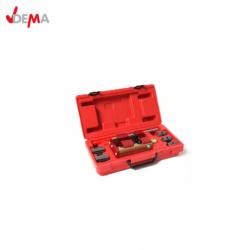 Brake cable crimper in the system case 7-piece / DEMA 24960 /