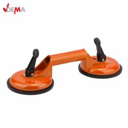 Vacuum handle - double GH 100 Alu 2 x 11.5 cm / DEMA 17153 /