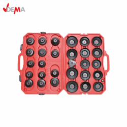 Oil wrenches set 30 pieces / DEMA 40591 /