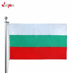 Пилон с българско знаме /...