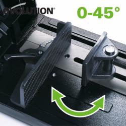Отрезна машина EVOSAW355 за рязане на стомана / EVOLUTION 080-0003A / 2
