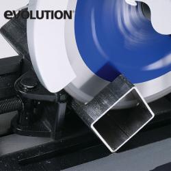 Отрезна машина EVOSAW355 за рязане на стомана / EVOLUTION 080-0003A / 3