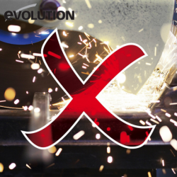 Отрезна машина EVOSAW355 за рязане на стомана / EVOLUTION 080-0003A / 8