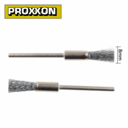 Stainless steel brushes...