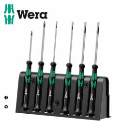Комплект Kraftform прецизни отвертки 6 бр.  / WERA 05118150001 /