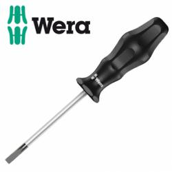 Права отвертка 0.5 x 3.0 x 80 мм / Wera 05031210001 /