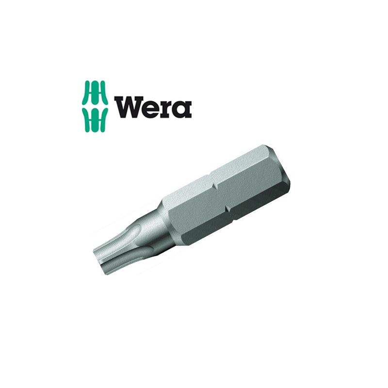 Бит TORX  TX 15 х 25 мм / WERA 05066486001 /