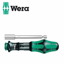 Тресчотна ръкохватка с битове / WERA 05073240001 /