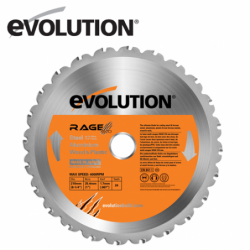Evolution RAGE 210 mm Универсален диск / EVOLUTION RAGEBLADE210MULTI /
