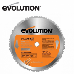 Evolution RAGE 355 mm Универсален диск / EVOLUTION RAGEBLADE355MULTI /