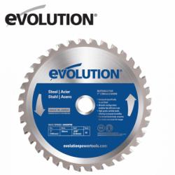 Evolution TCT диск 230мм за рязане на стомана/ EVOLUTION EVOBLADE230 /