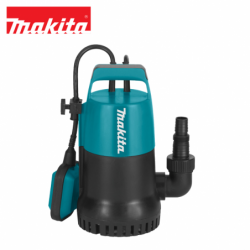 Submersible pump for polluted water / MAKITA PF0410 / 140l/min