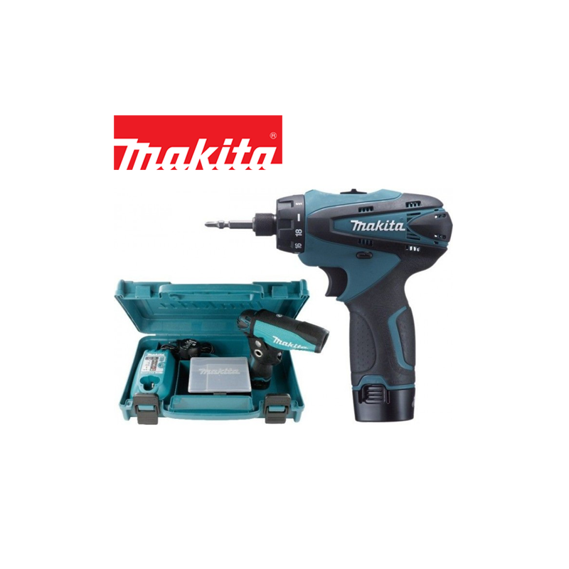 MAKITA DF030DWE 10.8V DRILL DRIVERS UPDATE