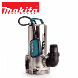 Submersible pump for polluted water / MAKITA PF1110 / 250l/min