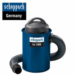 Vacuum cleaner HA 1000 / Scheppach 4906302901 /