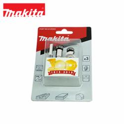Комплекти фрезери за дърво, Ф 6 мм, 3 бр / Makita D-53338 /