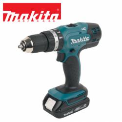 Cordless screwdriver 18V, 42 / 27 Nm / MAKITA DHP453SYE /