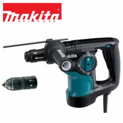 Hammer drill 800W, 28 mm / Makita HR2810T / SDS - PLUS