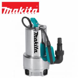 Потопяема помпа за замърсена вода / MAKITA PF0610 / 180 л/мин