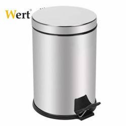 Coș de gunoi din  metal, cu...