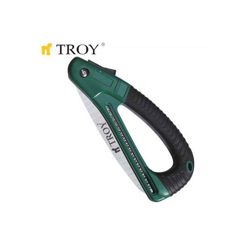 TROY 41104 Budama Testeresi - Kabzalı 150mm