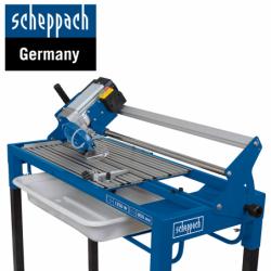 Радиална машина за рязане на плочки FS850 1250 W / Scheppach 4906705000 /