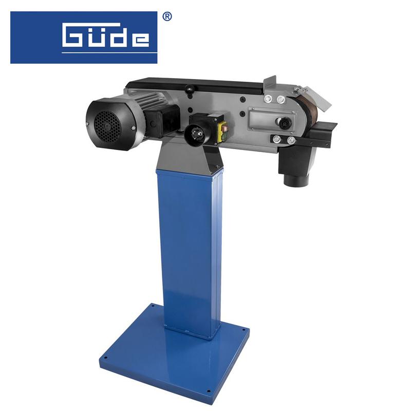Electric belt sander GBSM 100 / GÜDE 55105 /