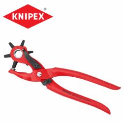 Револверни пробивни клещи 220 мм / KNIPEX 9070220 /