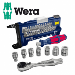 Red Bull Racing Bit-check 39 metal bit set  / WERA 05227704001 /