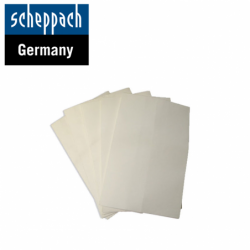 Dust filter bag, 5 pieces / Scheppach 75100702 /
