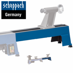 Extension for lathe DM460T up to 1007 mm / Scheppach 4902301701 /