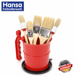 Brush pot 7-pieces / Hansa...