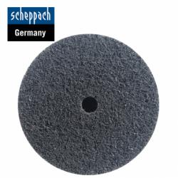 Polishing wheel for grinder-polisher HG34