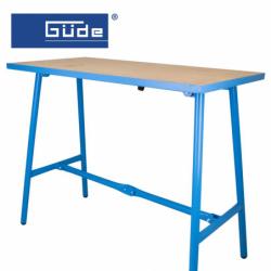 Multi-functional folding table GWB 100/50 F / GÜDE 17936 /
