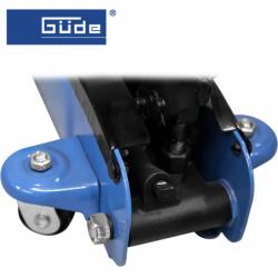 Хидравличен крик тип гущер GRH 2/330 L, капацитет 2 тона / GÜDE 18032 / 4