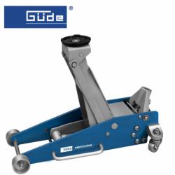 Hydraulic jack GRH 2,5/460 AL, capacity 2.5 t / GÜDE 18037 /