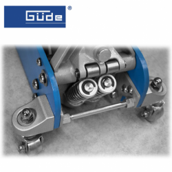 Хидравличен крик тип крокодил GRH 2,5/460 AL, капацитет 2.5 т / GÜDE 18037 / 3