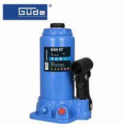 Hydraulic jack GSH 5T, capacity 5 T / GÜDE 18041 /