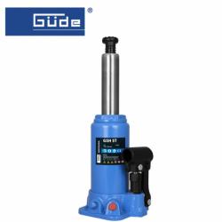 Хидравличен крик тип бутилка  GSH 5T, капацитет 5 т / GÜDE /