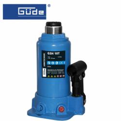 Хидравличен крик тип бутилка GSH 10T, капацитет 10 т / GÜDE 18042 /