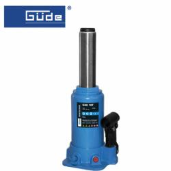 Хидравличен крик тип бутилка GSH 10T, капацитет 10 т / GÜDE /