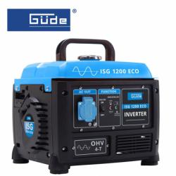 Inverter generator ISG 1200 ECO / GÜDE 40657 / 1200 W
